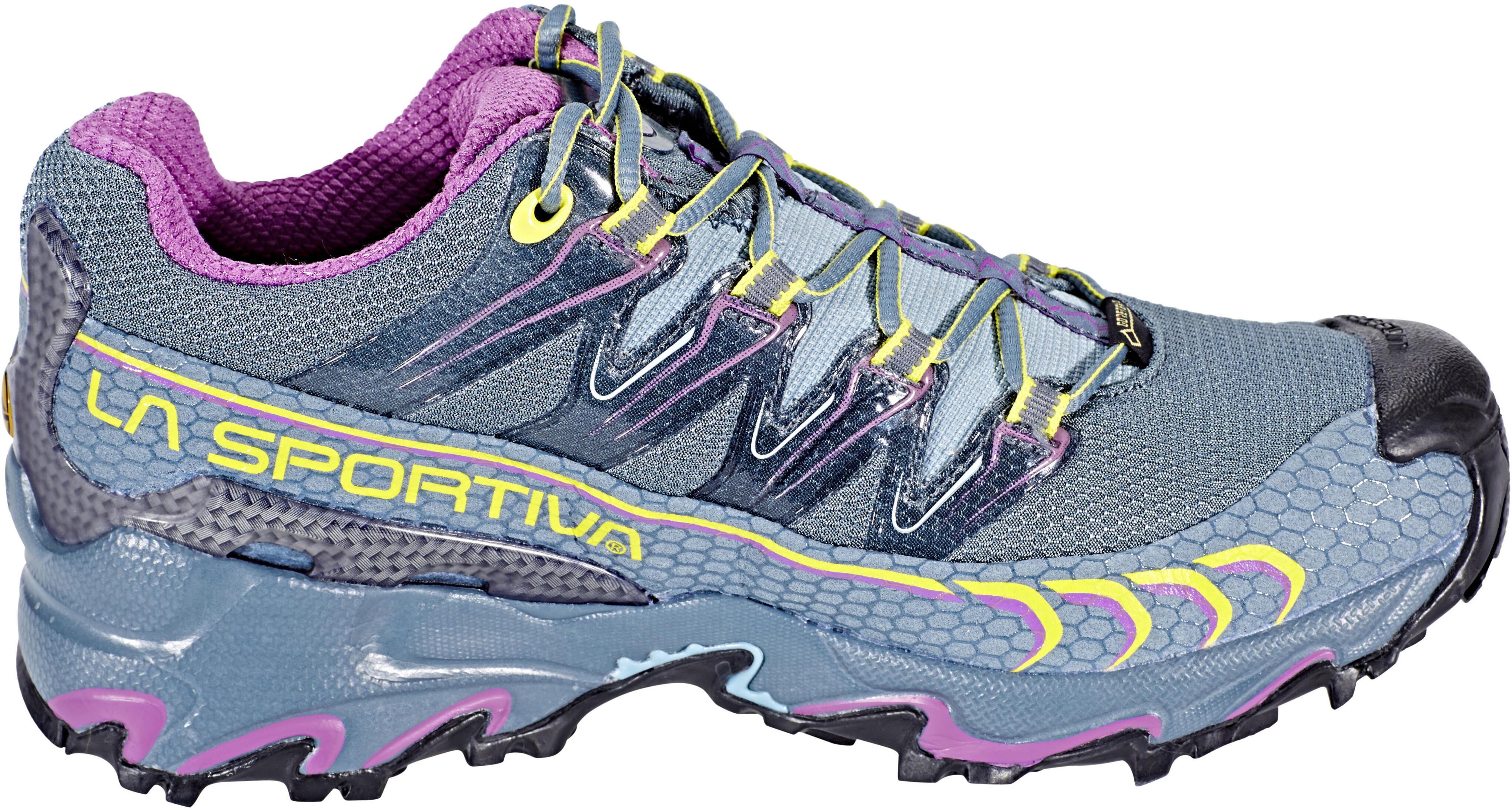 df2836cb3c842 La Sportiva Ultra Raptor GTX scarpe da corsa Donna grigio su Addnature